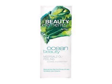CIEN Beauty Elements Ocean Beauty Meersalz-Öl-Peeling