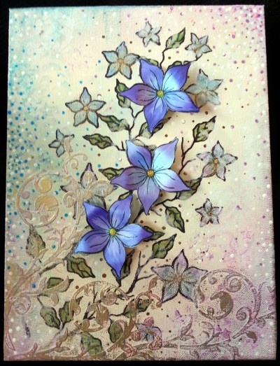 Sheena Douglass – Crafts, Papercrafting, Stamps, Create & Craft » Wicked Wednesday…..Not 'arf!