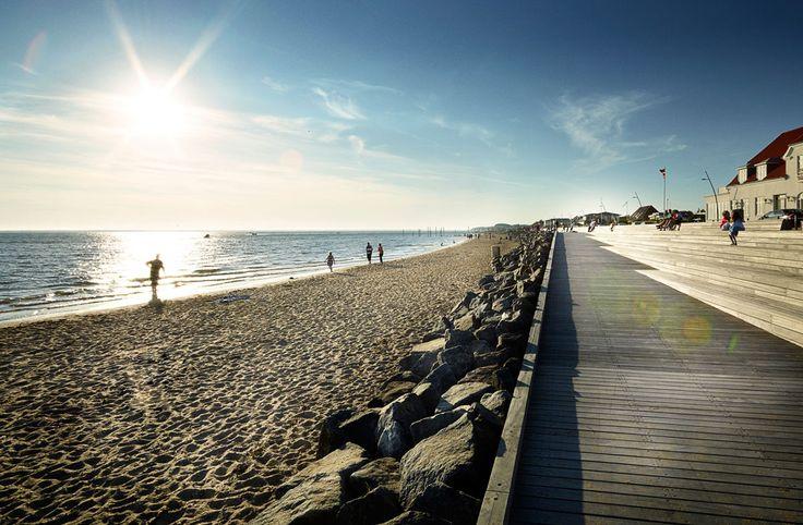 Esbjerg Beach Promenade