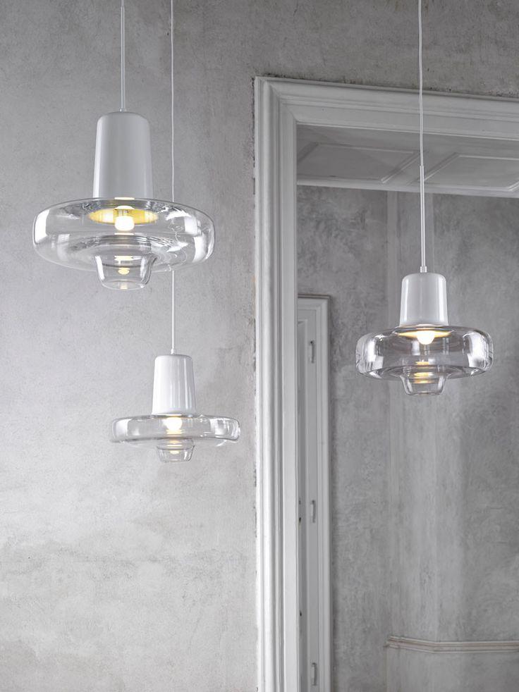 Spin Light by Lucie Koldová for Lasvit