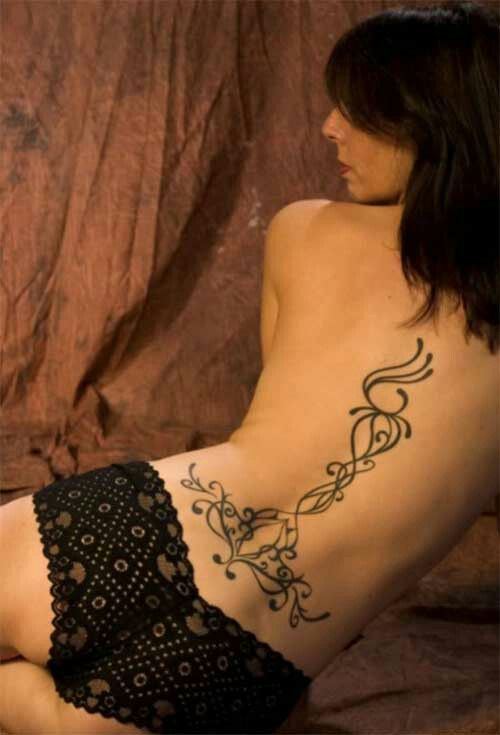 Most Beautiful Tattoo Designs for Women - Tribal Tattoo Designs For Women