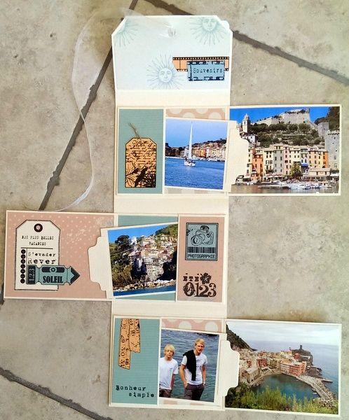 Tuto mini album pochette de Marianne38 : 20-07-2015