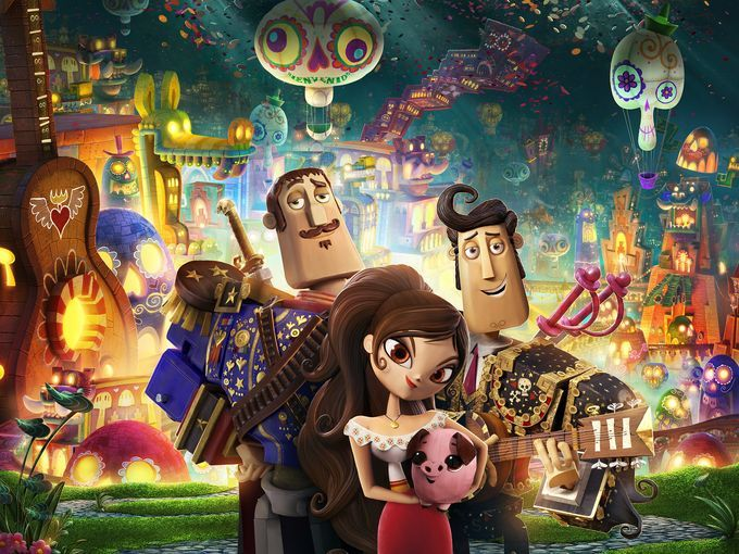 Sneak peek: Fantastical journey in 'The Book of Life' - USA TODAY #TheBookOfLife, #Movies