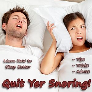 Six Common Surgeries to Quit Snoring. There are:  1. Uvulopalatopharyngoplasty (UPPP) 2. Uvulopalatoplasty (UP) 3. Radiofrequency Palatoplasty or Ablation 4. Soft Palate Implants 5. Nasal Septoplasty 6. Tonsillectomy and Adenoidectomy