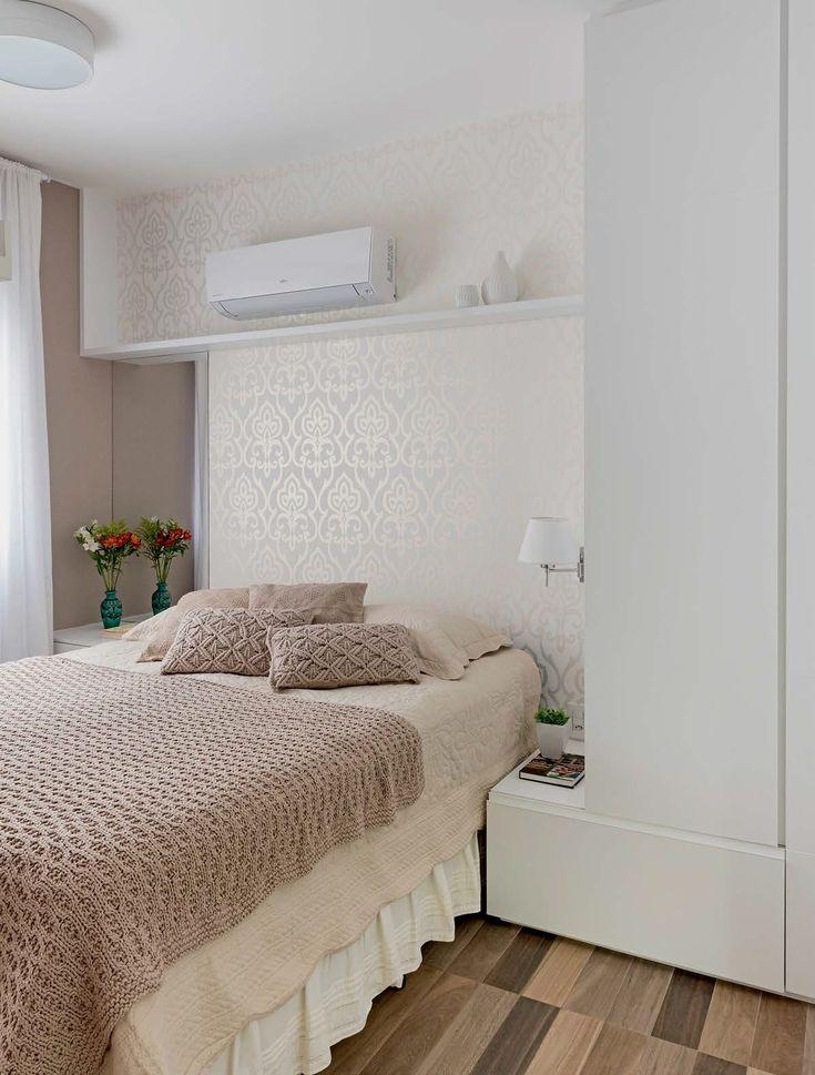 8 quartos de casal com boas sacadas de marcenaria   Minha Casa