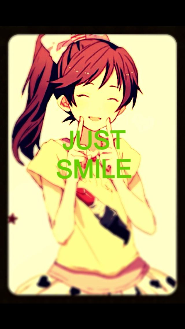 Just Smile. ^-^