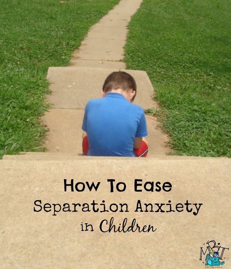 Children's Separation Anxiety Scale (CSAS): Psychometric ...