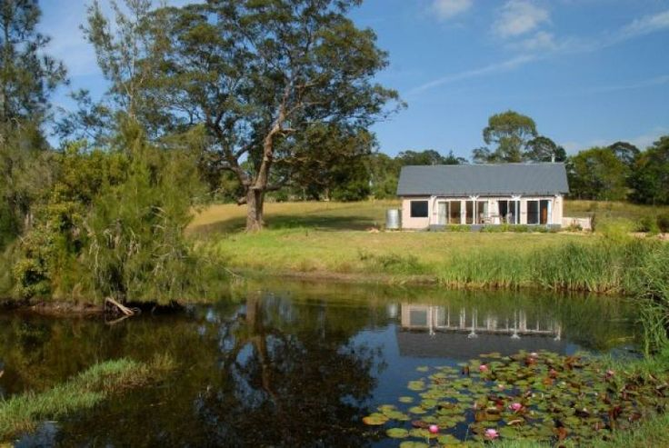 Billabong Spa Cottage, Crystal Creek Meadows, Kangaroo Valley, New South Wales, Australia   LoveBirds: Romantic Getaways and Honeymoons for Two