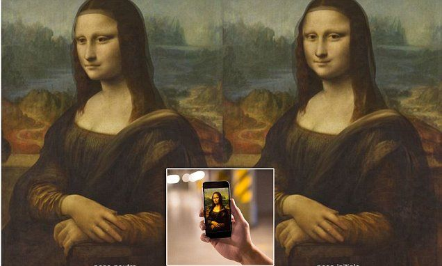 The Mona Lisa comes to life with new interactive version of painting