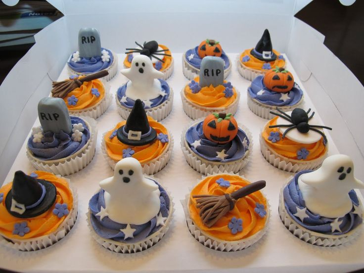 cupcake ideas pink oven cakes and cookies halloween cupcake ideas