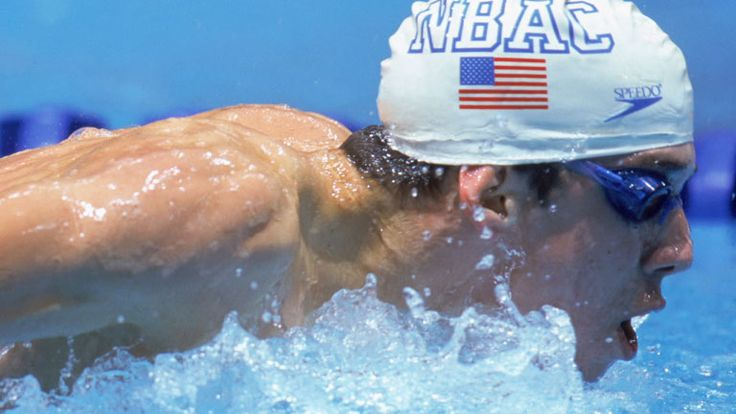 Michael Phelps - Mini Biography