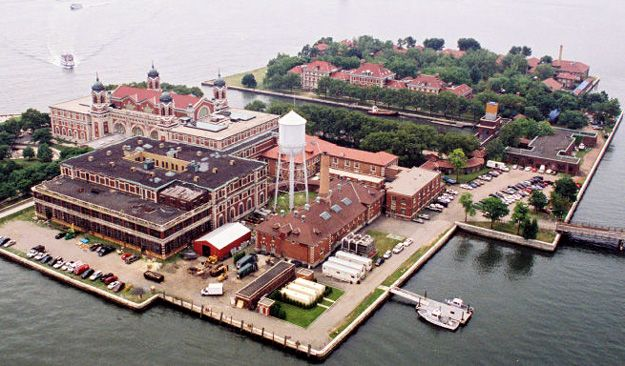 Ellis Island....you must add this wonderful island with all of its history to your tour on your way to Liberty Island!!