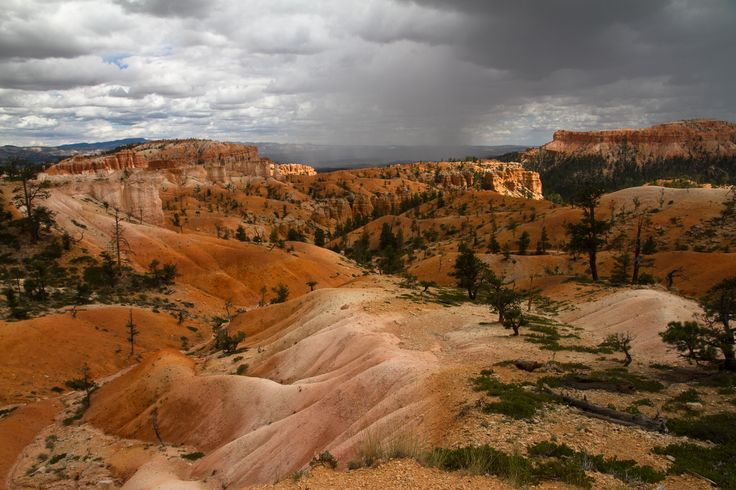Bryce Canyon #bryce #canyon #storm http://hikersbay.com/go/usa
