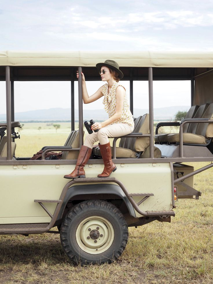 How to Plan an African Safari That's Out-of-This-World Luxurious