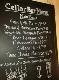 Image result for ye da menu