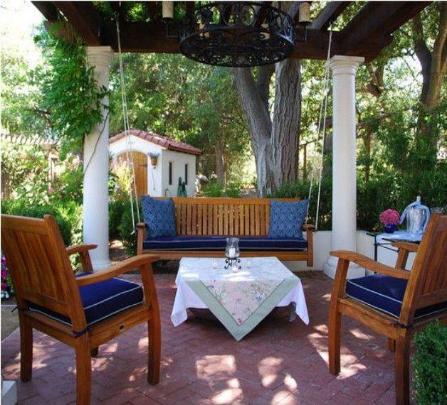 65 best pergola / gazebo furniture ideas / designs images on ... - Patio Designs With Pergola