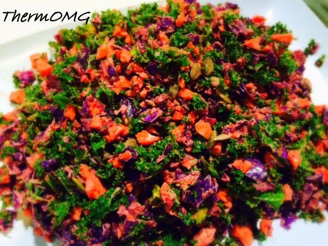 Kale Coleslaw — ThermOMG