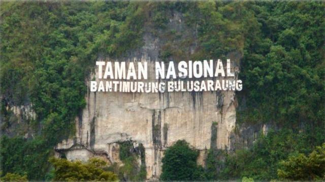Bantimurung National Park