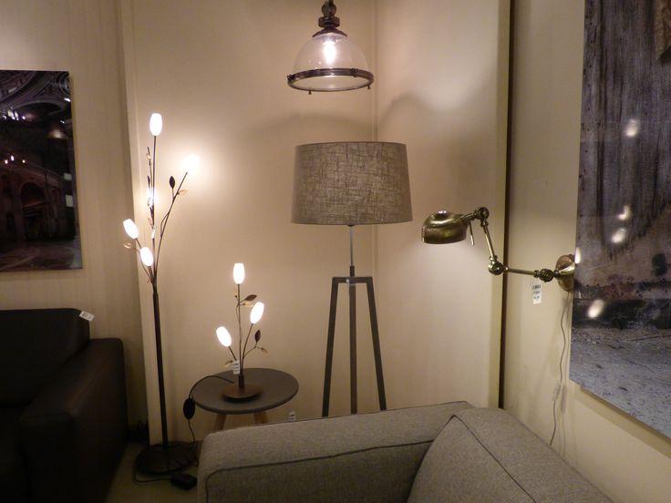 lampe Appliques murales industrielle / Décoration lampes , lampadaire ...