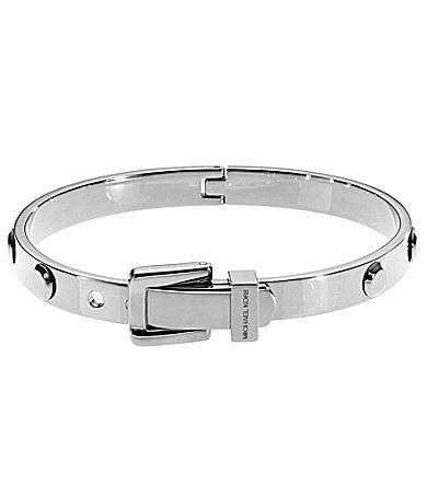Michael Kors Astor Metal Buckle Bangle Bracelet   Dillards.com