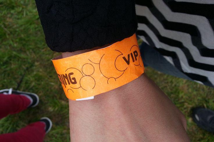 Kluci z kanálu Cossinus použili svůj šarm a získali pro nás VIP vstup, jsou totiž nejlepší! :D
