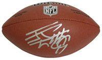 J.J. (JJ) Watt Houstn Texans Signed Wilson Limited Full Size NFL Football - Schwartz COA