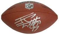 J.J. (JJ) Watt Houstn Texans Signed Wilson Limited Full Size NFL Football - Schwartz COA