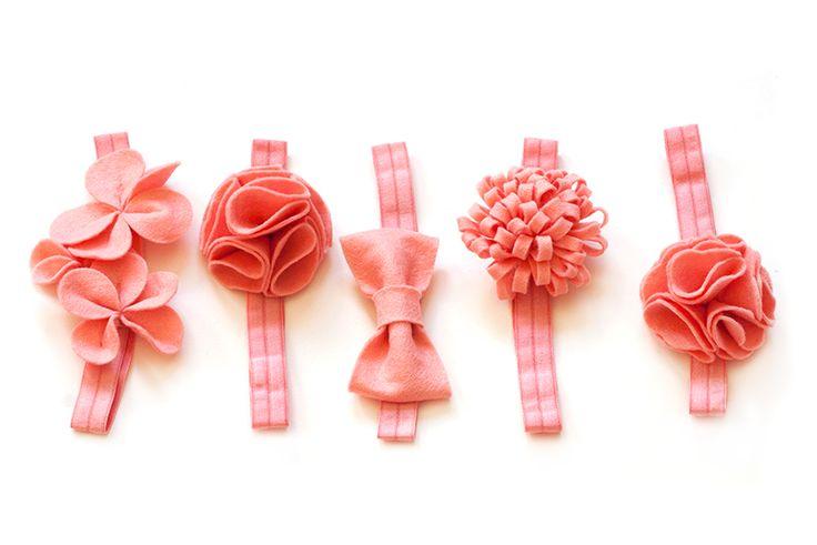 Эластичные ободки на голову для малышек)     UPD: новую партию украшений можно посмотреть в ЛЕТНЕЙ КОЛЛЕКЦИИ 2014
