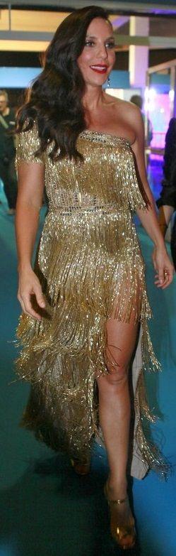 Ivete Sangalo no Prêmio MultiShow