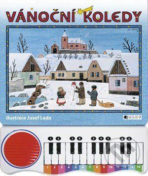 Zahrajte a zazpívejte si nejkrásnější vánoční koledy! V knížce s piánkem najdete nejoblíbenější a nejznámější koledy s jednoduchým notovým záznamem... (Kniha dostupná na Martinus.cz se slevou, běžná cena 399,00 Kč)