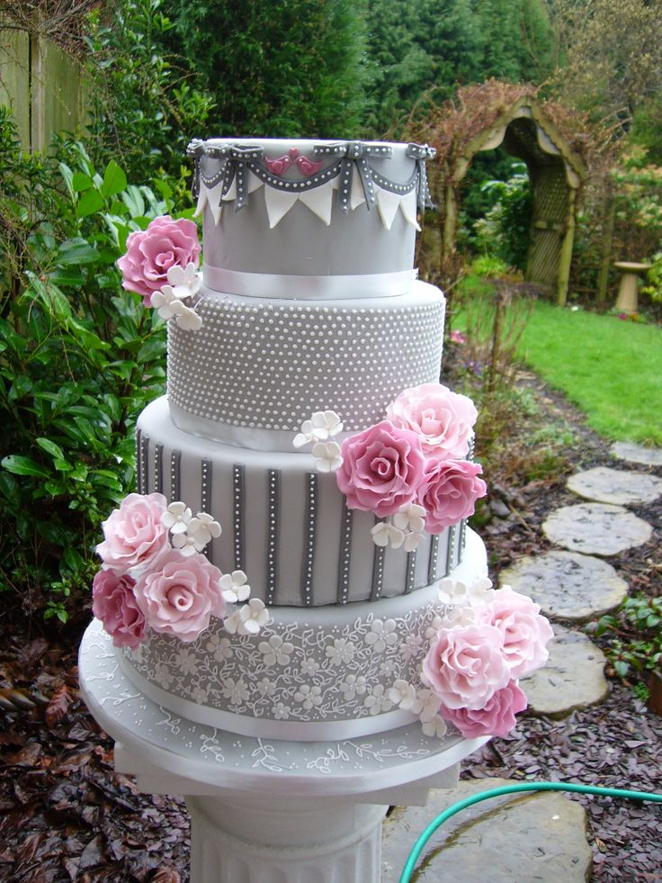 shabby chic wedding cakes 85 best wedding cakes by barbara images on 19768