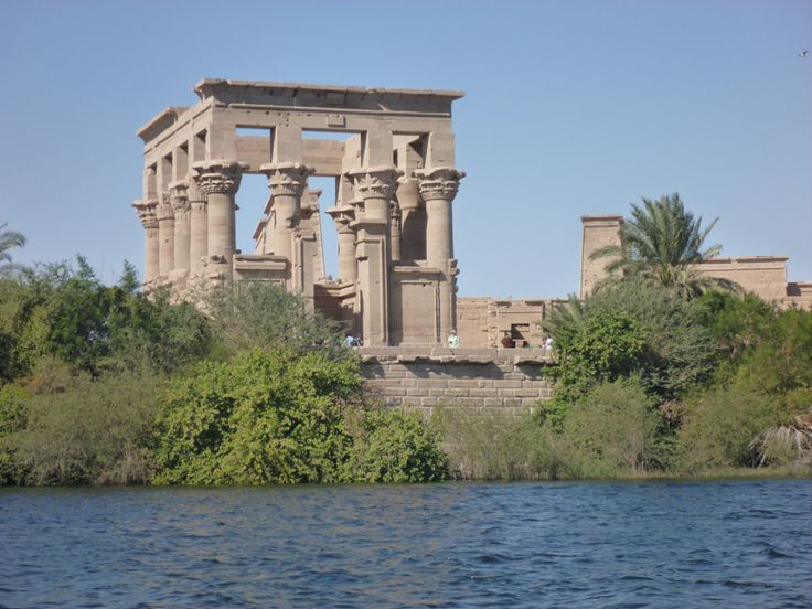 Isis temple in Philae by Kaia Huus - Photo 6189392 - 500px