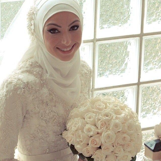 hijab bride - Google Search