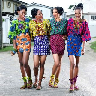 Modern African Style!