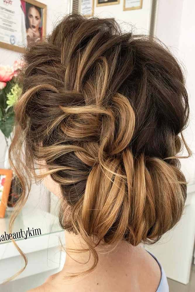 37 Great Hair Updos For Christmas Hair Styles Long Hair Styles Easy Hair Updos