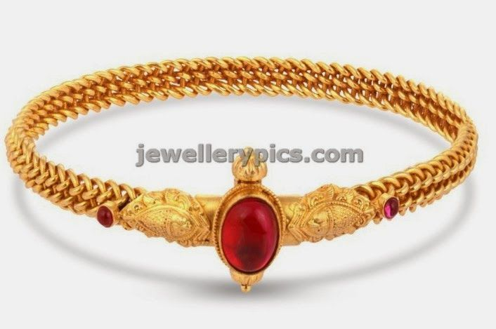 4 Divine Gold bangles at Malabargold - Latest Jewellery Designs