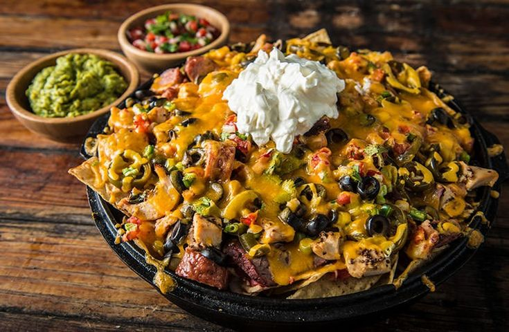 Traeger S Best Super Bowl Recipes Homemade Nachos