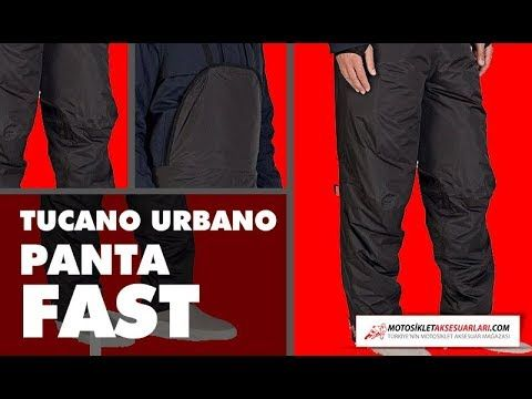 Tucano Urbano Panta Fast, Kolay Giyilir, Çıkartılır