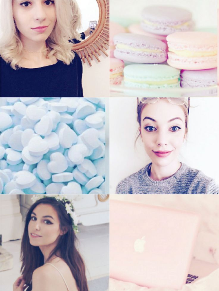 There's a collage of my fav girls. I think it's not so good but I hope you like it.❤Σ>―(〃°ω°〃)♡→ @wiishu @marziacutiepie
