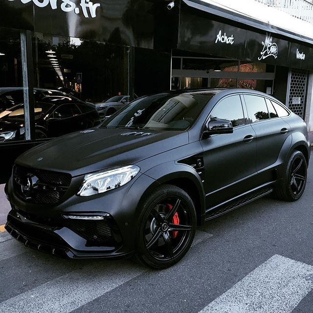Mercedes Gle 63 S Amg Dream Cars Pinterest Custom