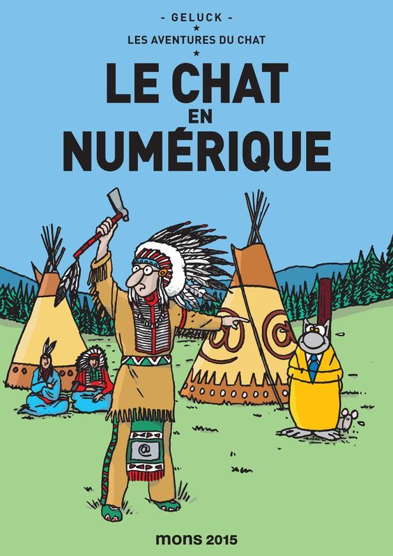 Les Aventures de Tintin - Album Imaginaire - Le Chat en Numérique: