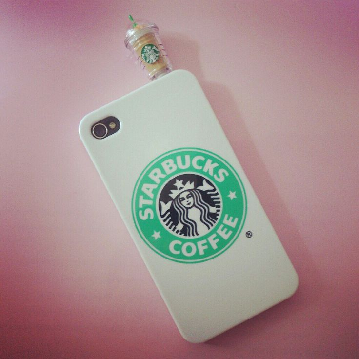 Starbucks Iphone S Case