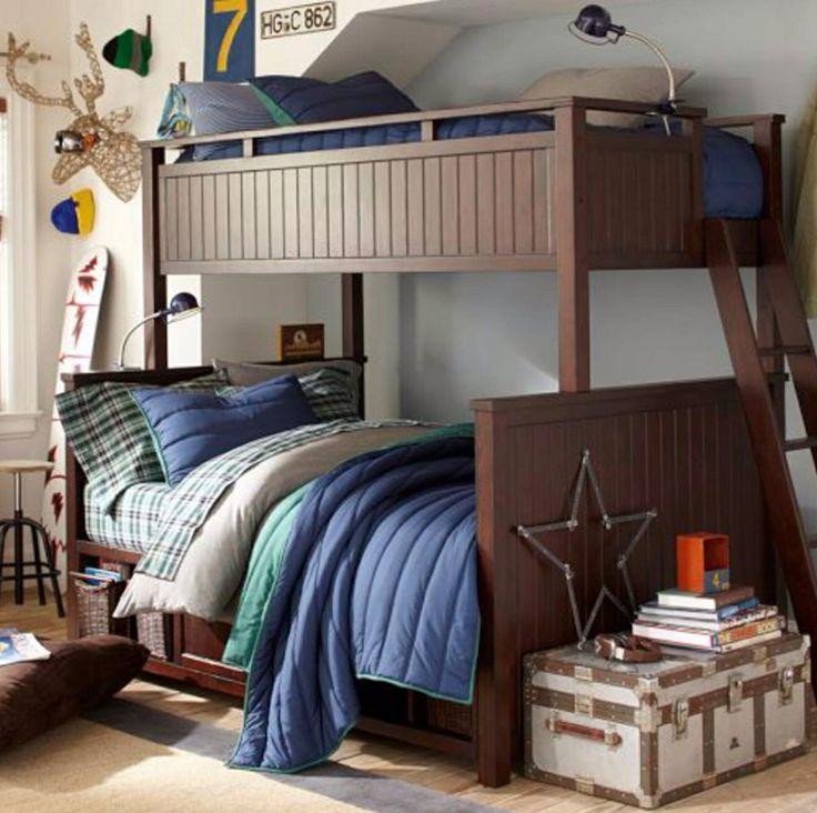 1000 Images About Dream Home On Pinterest Boy Bedrooms