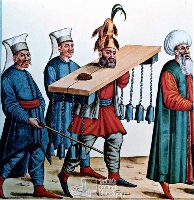 Pillory, Codex Vindobonensis 8626