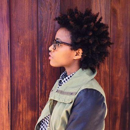 Natural Hair Abc