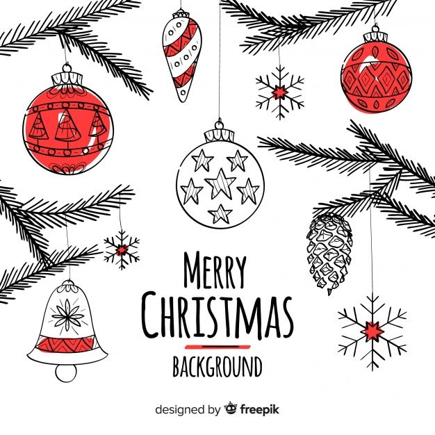 Download Lovely Hand Drawn Christmas Background For Free Christmas Background Christmas Drawing Christmas Pictures To Draw