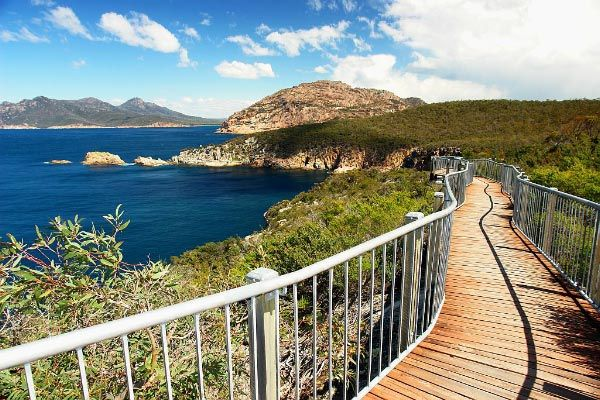 Freycinet National Park, East Coast of #Tasmania. Photo by Dan Fellow, article for www.think-tasmania.com
