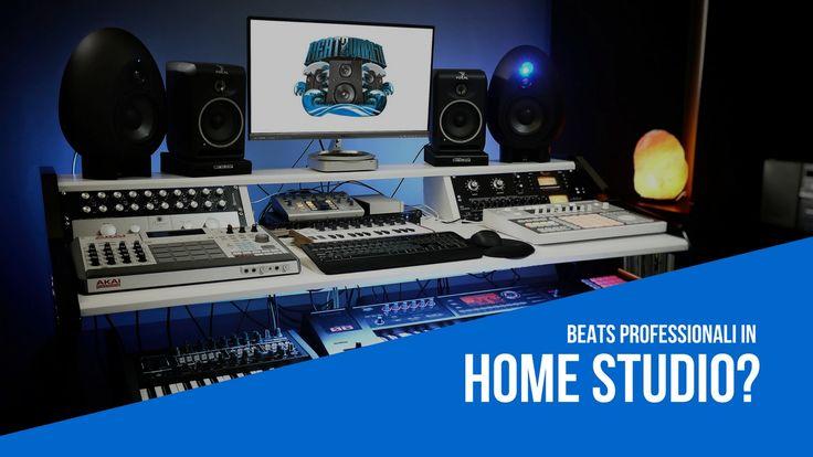 Creare Basi Rap professionali in Home Studio❓
