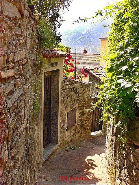 Torno, Lake Como, Lombardy, Italy