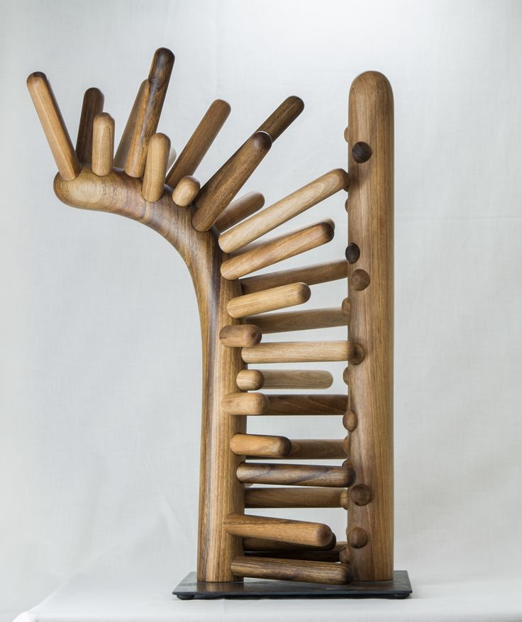 Behance :: 72 pieces of wood by Marko Krapa